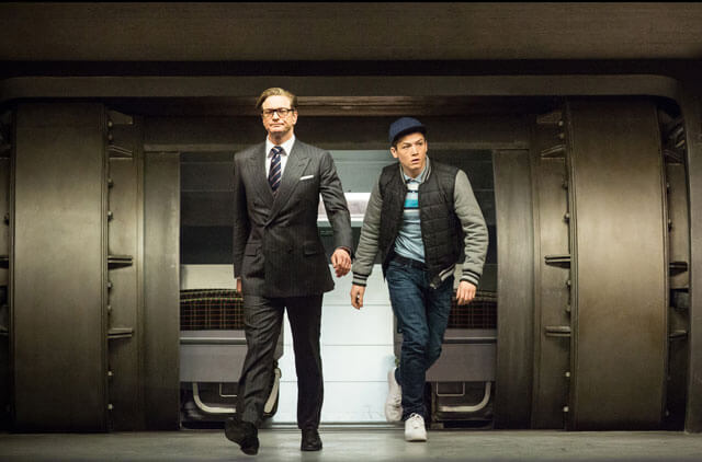Kingsman The Secret Service Movie Review