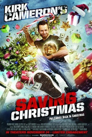 2015 Razzie Awards Winners Topped by Kirk Cameron's Saving Christmas