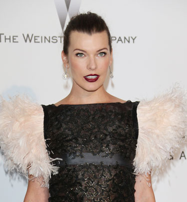Milla Jovovich May Star in George R.R. Martin's In the Lost Lands