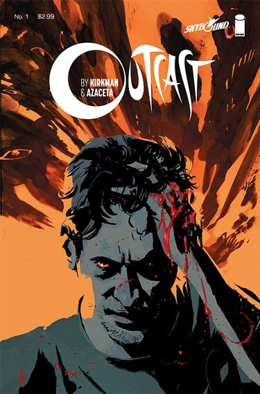 Robert Kirkman's Exorcism Series Outcast Moves Ahead at Cinemax