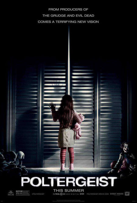 Poltergeist Movie Trailer and Poster (2015)