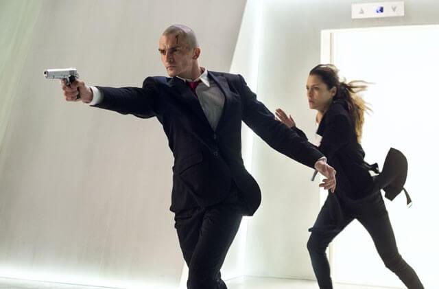 Hitman Agent 47 Movie Trailer Starring Rupert Friend