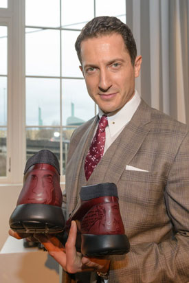 Sasha Roiz at the 2015 Grimm Gala