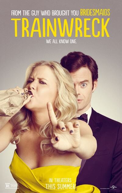 Trainwreck Poster and Movie Trailers