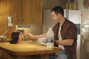 The Voices Ryan Reynolds and Gemma Arterton