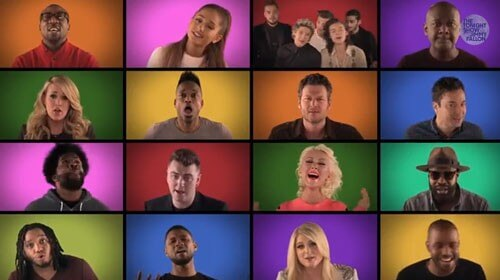 We Are The Champions Video with Christina Aguilera, One Direction and More