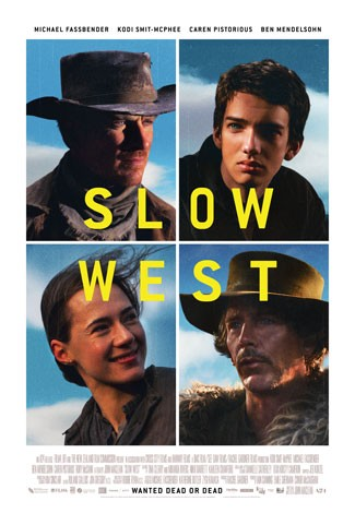Slow West Movie Trailer and Poster with Michael Fassbender