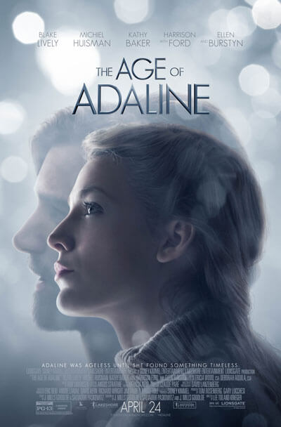 Age of Adaline Costume Featurette and New Poster