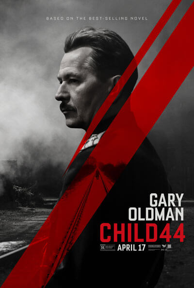 Child 44 Movie Poster with Gary Oldman