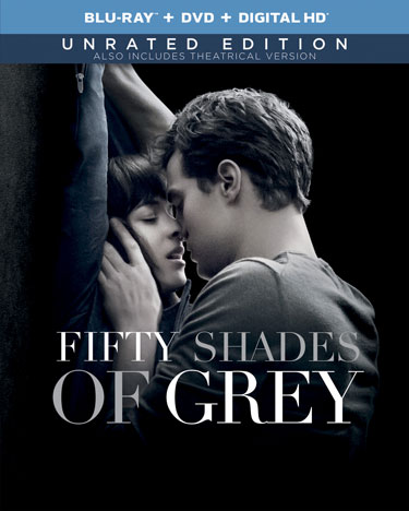 Fifty Shades of Grey DVD Details and Trailer