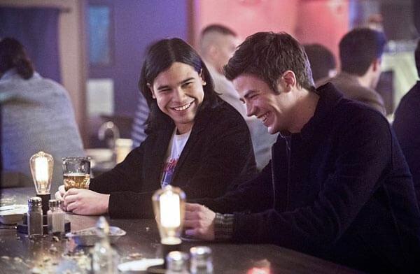 The Flash Season 1 Episode 16 Recap Rogue Time