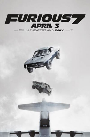 Furious 7 Behind the Scenes Car Drop Video