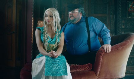 Taylor Swift's Blank Space Gets the Game of Thrones Treatment