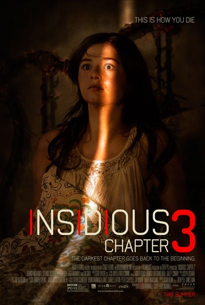 Insidious Chapter 3 Movie Trailer and Poster