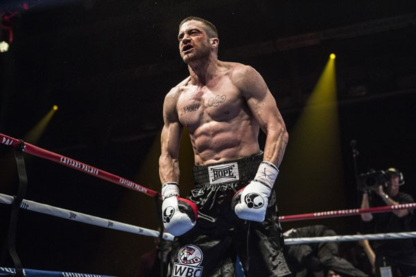 First Southpaw Movie Trailer with Jake Gyllenhaal