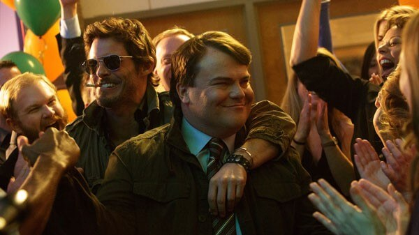 The D Train Movie Trailer with Jack Black and James Marsden