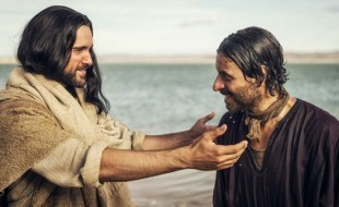 Juan Pablo Di Pace A.D. The Bible Continues Interview