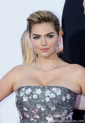 Kate Upton at 'The Other Woman' premiere (Photo © Richard Chavez)