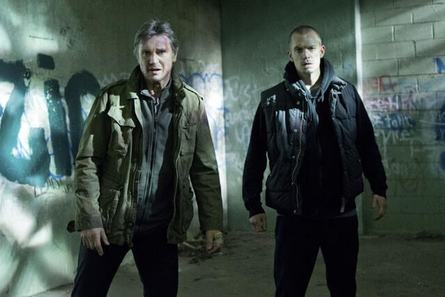 Run All Night Movie Review Starring Liam Neeson and Ed Harris