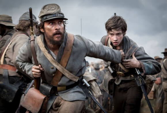 Matthew McConaughey in The Free State of Jones