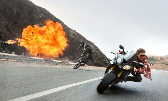 Mission: Impossible - Rogue Nation Full Trailer with Tom Cruise