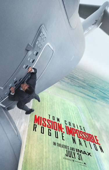 Mission Impossible: Rogue Nation Full Trailer with Tom Cruise