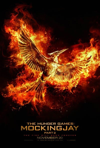 The Hunger Games Mockingjay Part 2 Poster and Logo Video