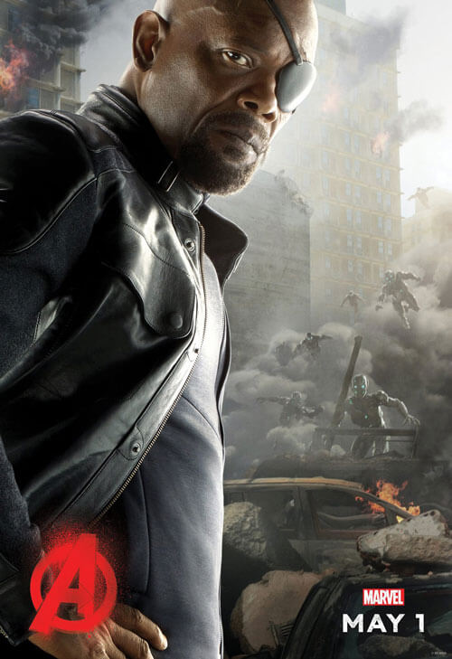 Avengers Age of Ultron Three New Posters
