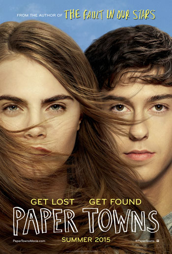 Paper Towns Movie Trailer and Poster