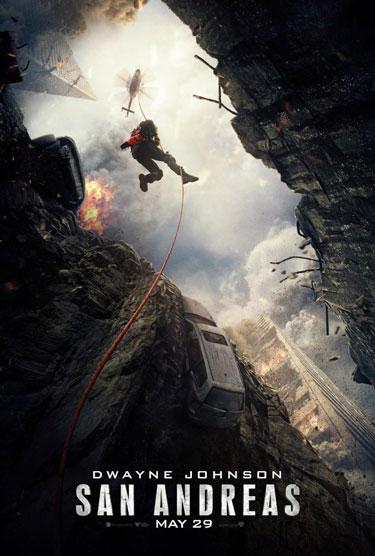 San Andreas Official Trailer Starring Dwayne Johnson