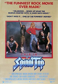 This is Spinal Tap Mockumentary