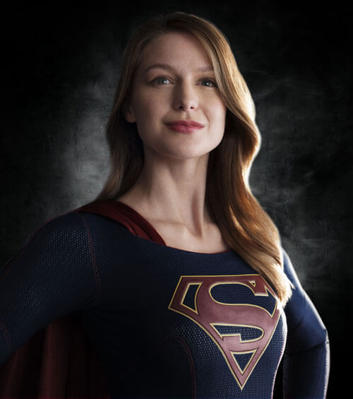Supergirl First Photos of Melissa Benoist in Character
