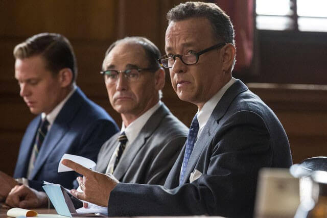 Steven Spielberg and Tom Hanks Movie is Now Bridge of Spies