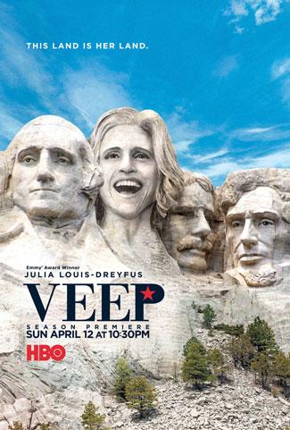 Veep Season Four April Episode Guide