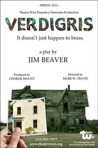 Verdigris Play Poster