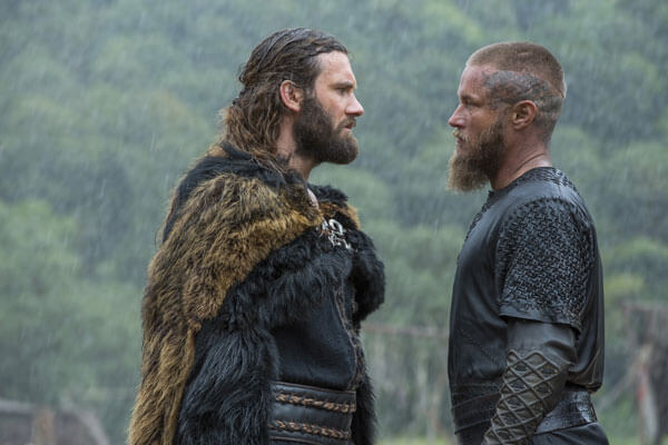 History Renews Vikings for Season 4