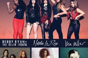 Fifth Harmony 2015 Summer Tour Dates