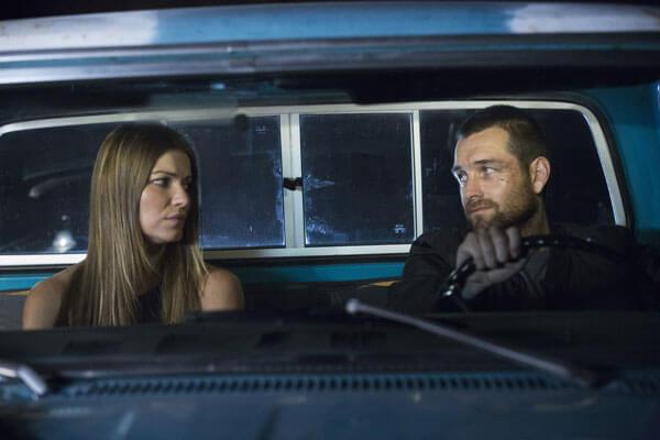 Banshee Ivana Milicevic and Antony Starr