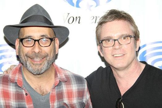 Brannon Braga and Adam Simon Salem Season 2 Interview