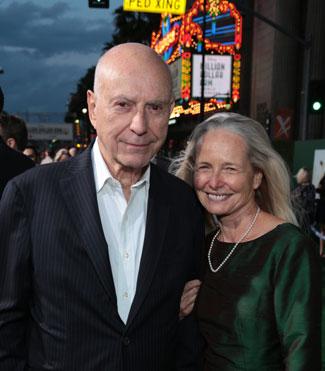 Alan Arkin Earns Lifetime Achievement Award