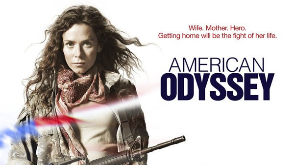American Odyssey Cancelled After Season One