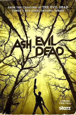 Ash vs Evil Dead Teaser - Ash is Back, Baby