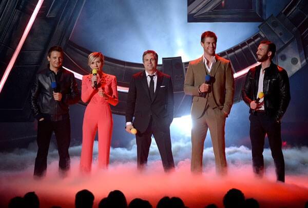 2015 MTV Movie Awards Winners