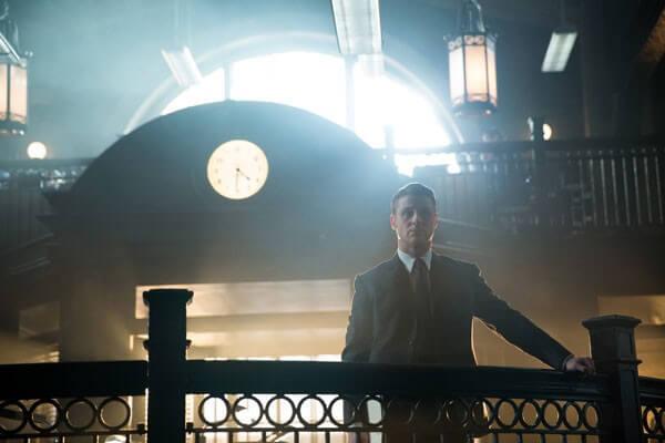 Ben McKenzie Gotham Season 1 Interview