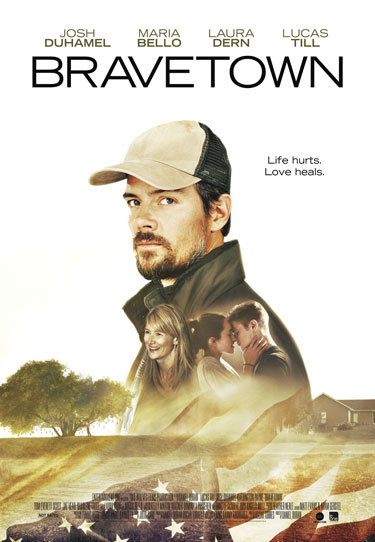 Bravetown Movie Trailer and Poster with Josh Duhamel