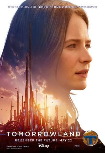 Tomorrowland Featurettes with Britt Robertson and Raffey Cassidy