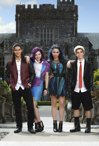Descendants TV Movie Trailer