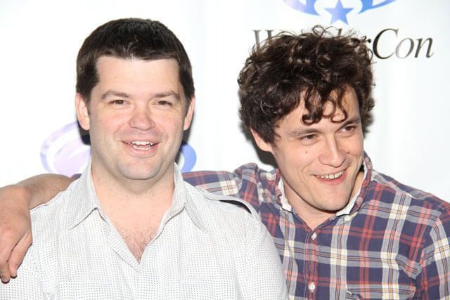 Chris Miller and Phil Lord WonderCon 2015