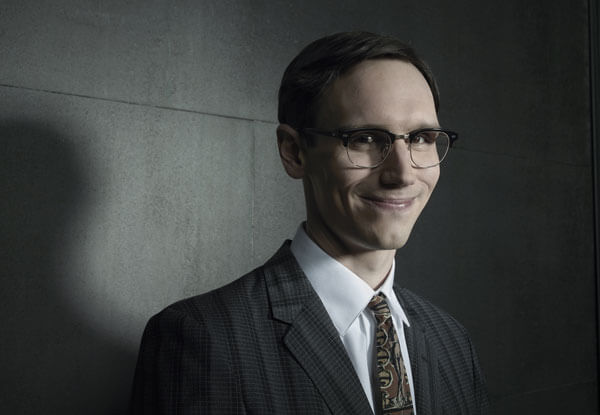 Cory Michael Smith Interview Gotham's Riddler