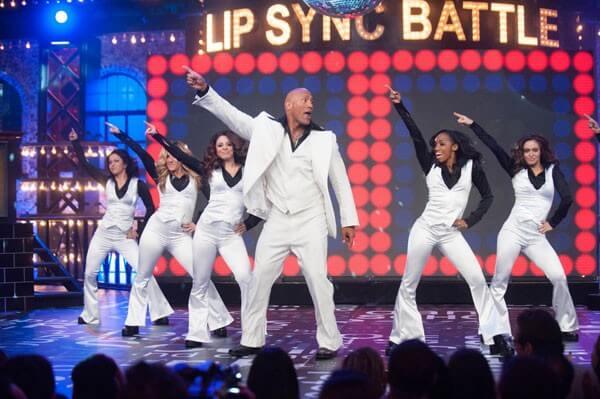 Lip Sync Battle Trailer with Dwayne Johnson, Jimmy Fallon and Anna Kendrick
